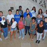 Sloan Scholars Share Ph.D. Insights with High School Students through DukeREP