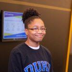 Sloan Scholar Q&A: Hadiya Harrigan